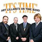 ART LILLARD Art Lillard's On Time Band : It's Time album cover