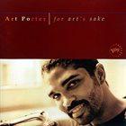 ART PORTER For Art's Sake album cover