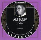 ART TATUM 1949 album cover
