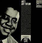ART TATUM Art! album cover