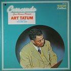 ART TATUM Art Tatum At The Crescendo Vol. I album cover