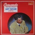 ART TATUM Art Tatum At The Crescendo Vol. II album cover