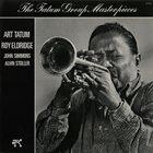 ART TATUM Art Tatum / Roy Eldridge / John Simmons / Alvin Stoller : The Tatum Group Masterpieces album cover
