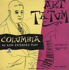 ART TATUM Embraceable You album cover