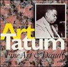 ART TATUM Fine and Dandy album cover