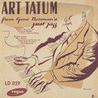 ART TATUM Gene Norman's