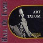 ART TATUM Hall of Fame album cover