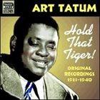 ART TATUM Hold That Tiger! album cover