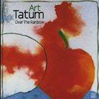 ART TATUM Over the Rainbow album cover