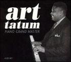 ART TATUM Piano Grand Master album cover