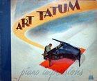 ART TATUM Piano Impressions album cover