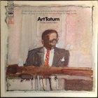 ART TATUM Piano Starts Here album cover