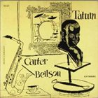ART TATUM Art Tatum - Benny Carter - Louis Bellson album cover