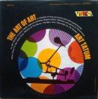 ART TATUM The Art Of Art album cover