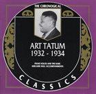 ART TATUM The Chronological Classics: Art Tatum 1932-1934 album cover