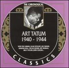 ART TATUM The Chronological Classics: Art Tatum 1940-1944 album cover