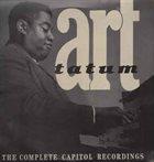 ART TATUM The Complete Capitol Recordings Of Art Tatum album cover
