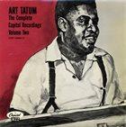 ART TATUM The Complete Capitol Recordings, vol. 2 album cover