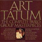 ART TATUM The Complete Pablo Group Masterpieces album cover