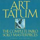 ART TATUM The Complete Pablo Solo Masterpieces album cover