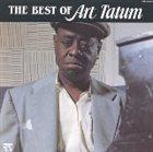 ART TATUM The Genius of Art Tatum album cover