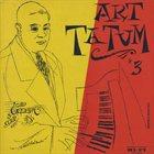 ART TATUM The Genius Of Art Tatum #3 album cover