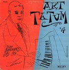 ART TATUM The Genius Of Art Tatum # 4 album cover