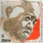 ART TATUM The Genius Of Art Tatum #6 album cover
