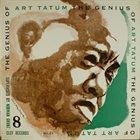 ART TATUM The Genius Of Art Tatum #8 album cover