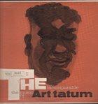 ART TATUM The Incomparable Music of Art Tatum album cover