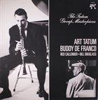 ART TATUM The Tatum Group Masterpieces : Art Tatum - Buddy De Franco album cover