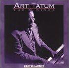 ART TATUM The V-Discs album cover