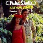 ARTHUR LYMAN Puka Shells album cover