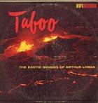 ARTHUR LYMAN Taboo album cover