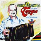 ASTOR PIAZZOLLA Original Tangos from Argentina album cover