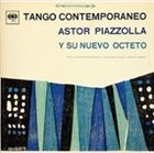 ASTOR PIAZZOLLA Tango Contemporaneo album cover