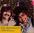 AXEL ZWINGENBERGER Axel Zwingenberger & Sippie Wallace Vol. 1 album cover
