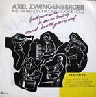 AXEL ZWINGENBERGER Between Hamburg And Hollywood album cover