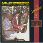 AXEL ZWINGENBERGER On Stage With Champion Jack Dupree album cover