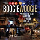 AXEL ZWINGENBERGER The A B C & D of Boogie Woogie : Live in Paris album cover
