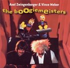 AXEL ZWINGENBERGER The Boogiemeisters album cover