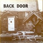 BACK DOOR Back Door Album Cover