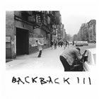 BACKBACK BackBack III album cover