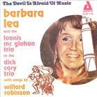 BARBARA LEA The Devil Is Afraid Of Music album cover