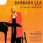 BARBARA LEA The Melody Lingers On album cover