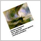 BARBARA THOMPSON Barbara Thompson, The Apollo Saxophone Quartet : Three Quartets album cover