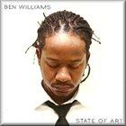 BEN WILLIAMS State of Art album cover