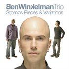 BEN WINKELMAN Stomps, Pieces & Variations album cover