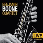 BENJAMIN BOONE Live with Steve Mitchell album cover