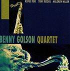 BENNY GOLSON Benny Golson Quartet (Laserlight) album cover